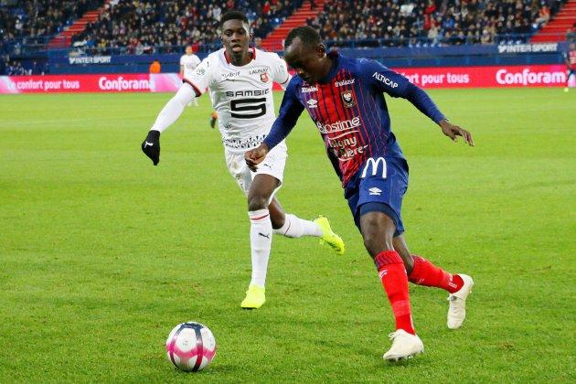 Football (Ligue 1) : Caen confirme ses faiblesses face à Rennes
