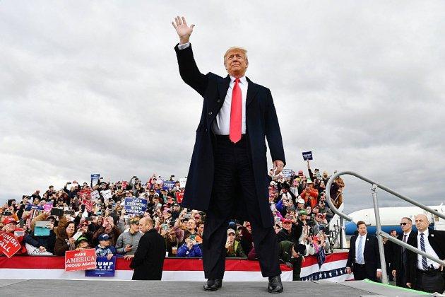 Etats-Unis: J-2 avant le verdict des urnes sur Donald Trump