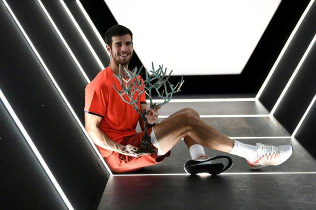 Masters 1000 de Paris: Khachanov, la sensation russe