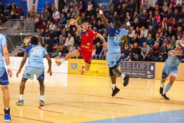 Handball: le SMV ne sort pas la tête de l'eau