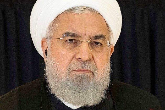"""L'Iran promet de """"contourner fièrement"""" les sanctions américaines"""