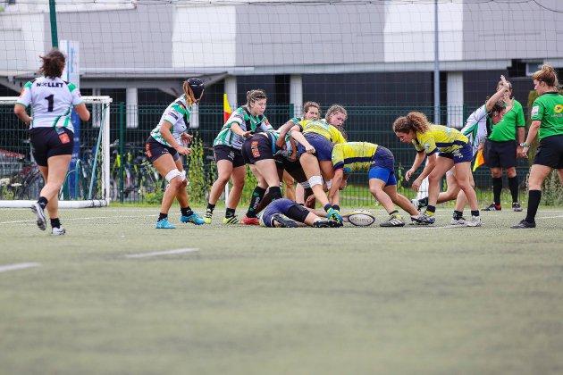 Rugby féminin: nouvelle déconvenue pour l'Asruc