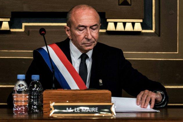 Gérard Collomb à nouveau maire, un mois après sa démission du gouvernement