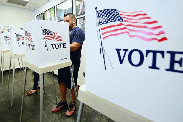 L'Amérique aux urnes, deux ans après la victoire de Trump