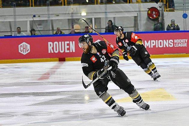 Hockey: les Dragons de Rouen ont de nouveau rendez-vous avec l'histoire