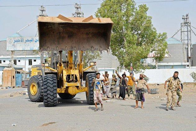 Yémen: percée des forces progouvernementales dans Hodeida, des civils pris au piège