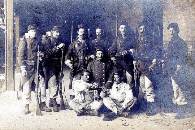 Centenaire de l'armistice : une association de généalogie retrouve 12 morts pour la France de Petit-Couronne