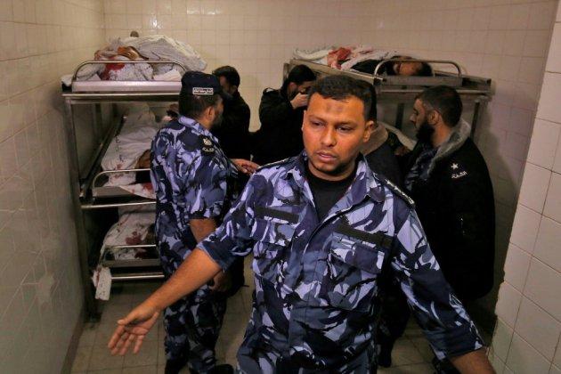 Gaza: échanges de tirs lors d'une opération israélienne, un soldat israélien et 6 Palestiniens tués