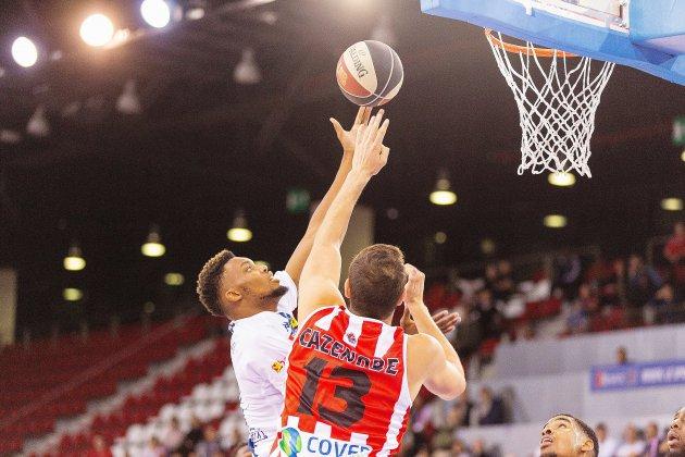 Basket: en Leaders Cup, le Rouen Métropole Basket reçoit Nancy