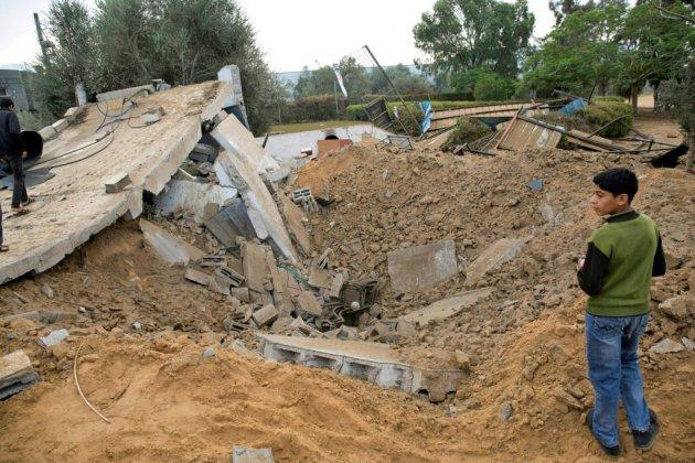 Gaza: une opération israélienne qui tourne mal remet en cause les efforts d'apaisement