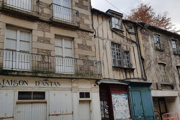 Une semaine après Marseille, des immeubles en péril imminent à Alençon