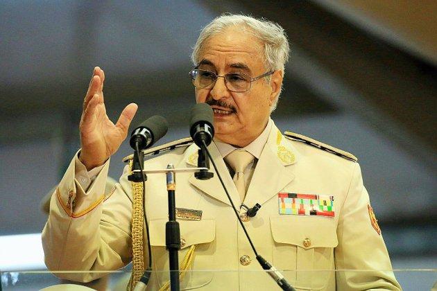 Conférence sur la Libye avec la présence annoncée de Haftar