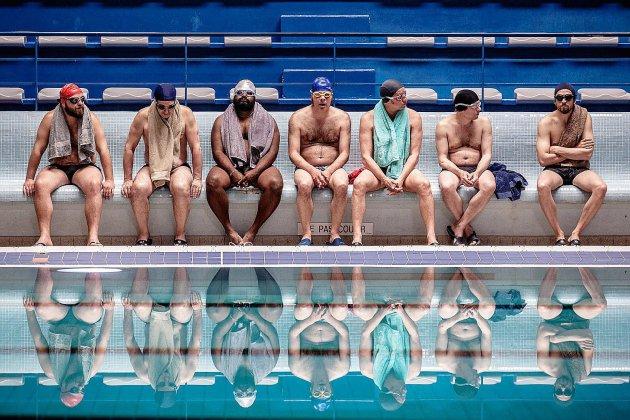 Le grand bain, un beau film