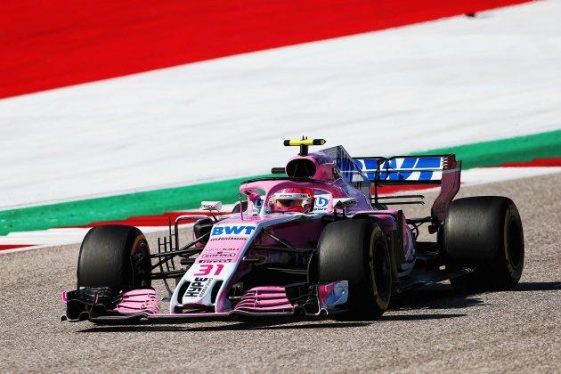 F1: au Brésil, Esteban Ocon ne s'est pas montré pour les bonnes raisons