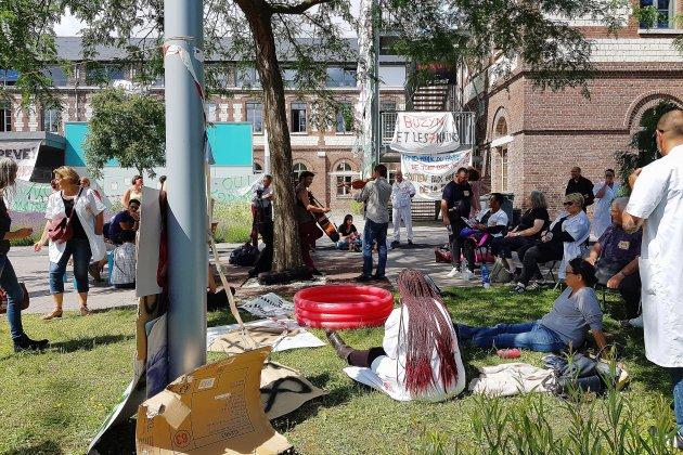 Normandie: le personnel de la psychiatrie en grève