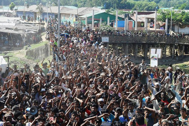 Tensions au Bangladesh au jour J du rapatriement des Rohingyas en Birmanie