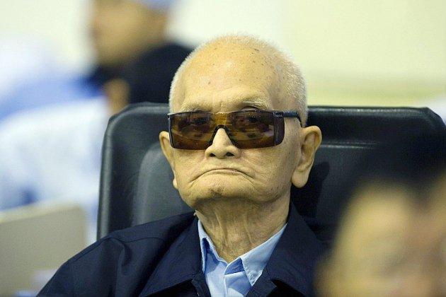 """Perpétuité pour """"génocide"""" à l'encontre des deux plus hauts dirigeants khmers rouges encore vivants"""