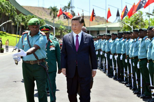 Les tensions sino-américaines en toile de fond du sommet de l'Apec