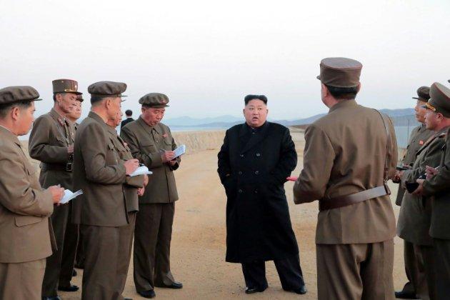 """Pyongyang annonce avoir testé """"une arme tactique ultramoderne"""""""