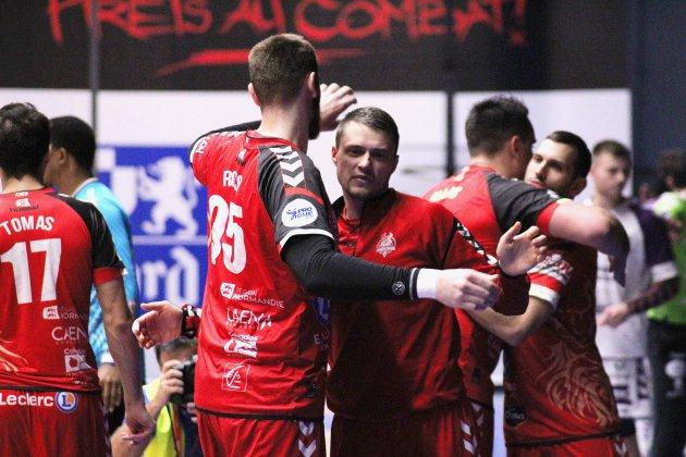 Handball (Proligue) :money-time perdant pour Caen à Dijon