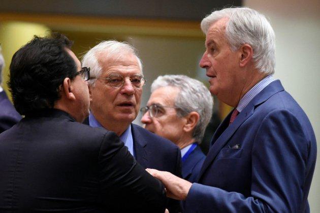 Brexit : unité des 27 en faveur du projet d'accord