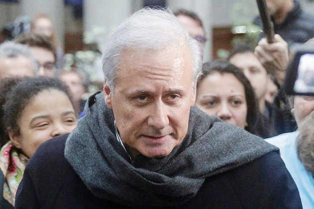 Le parquet fait appel de l'acquittement de Georges Tron, accusé de viols