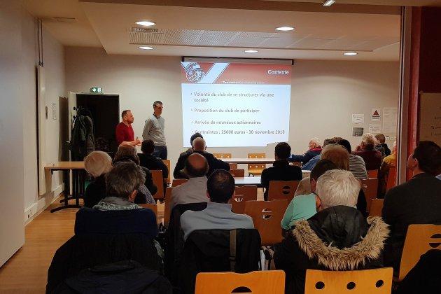 FC Rouen: les Culs rouges veulent donner leur avis