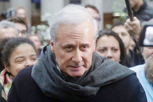 Acquitté d'accusations de viol, Georges Tron sera rejugé en appel