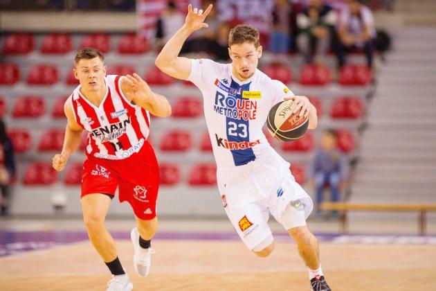 Basket (Leaders Cup): le Rouen Métropole s'offre une finale à Disneyland!