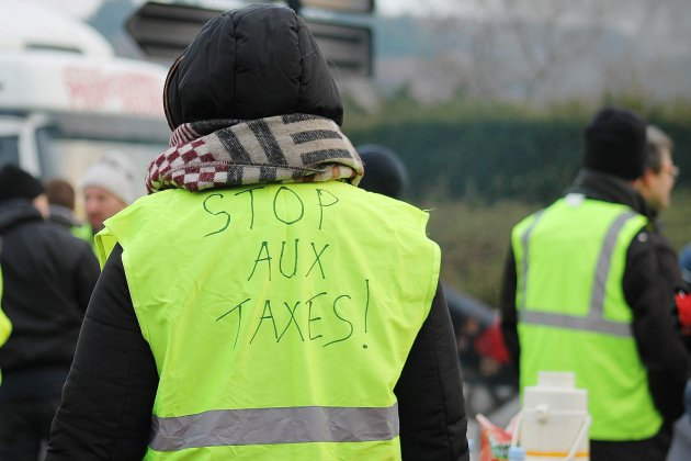 Gilets jaunes : le point sur les blocages en Seine-Maritime à 7 heures