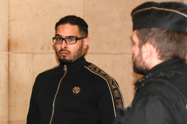 Coup d'envoi du procès en appel de Jawad Bendaoud, le logeur de jihadistes du 13-Novembre
