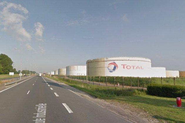 Grève dans les raffineries: Gonfreville suit le mouvement