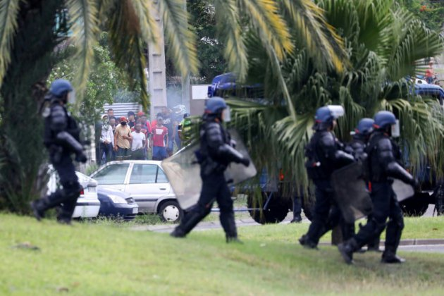 Violences à la Réunion: situation toujours tendue sur l'île