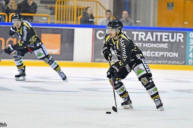 Hockey sur glace (Magnus) : fin de série pour les Dragons de Rouen