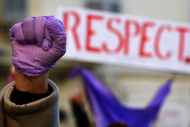 Violences faites aux femmes: une plateforme en ligne pour signaler les faits