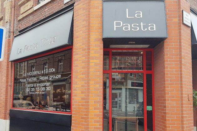 Bonne table à Rouen: les délices transalpins de La pasta tinto