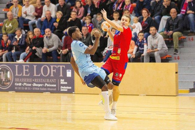 Handball: le SM Vernon retrouve enfin la victoire à Sélestat