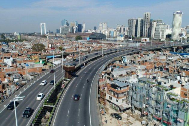 """Le G20 à Buenos Aires, entre bidonvilles et """"petit Paris"""""""