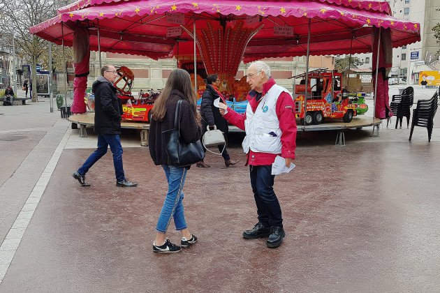 Rouen: une journée pour sensibiliser aux IST