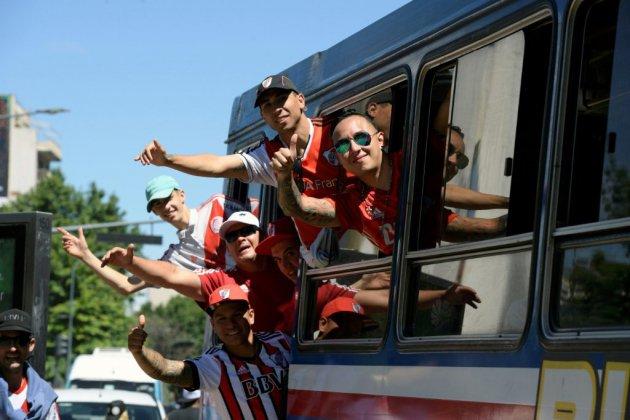 La finale de la Copa Libertadores River-Boca s'invite au Bernabeu