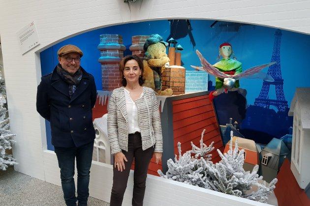 L'exposition de Noël du Havre