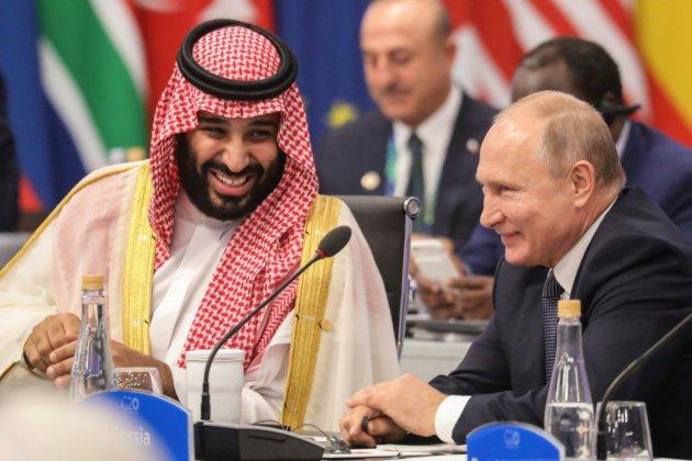 """Au G20, un """"MBS"""" très entouré"""