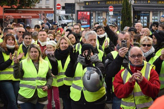 Gilets jaunes: les manifestations en Normandie ce samedi