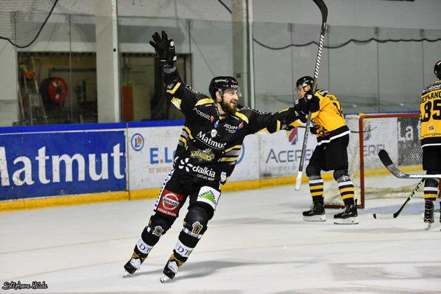 Hockey sur glace (Magnus) : Rouen sefait peur contre Strasbourg