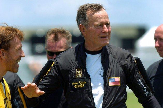 Les Etats-Unis préparent des obsèques nationales pour George H. W. Bush