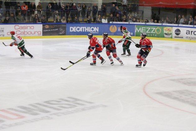 Hockey sur Glace (D1) : Caen coule à Montpellier