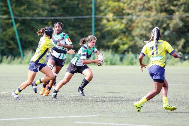 Rugby féminin: l'Asruc est toujours à la peine