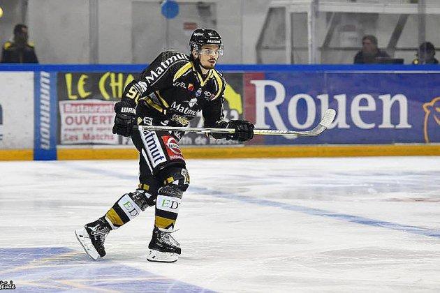 Hockey sur glace: les Dragons de Rouen vainqueurs en déplacement à Gap