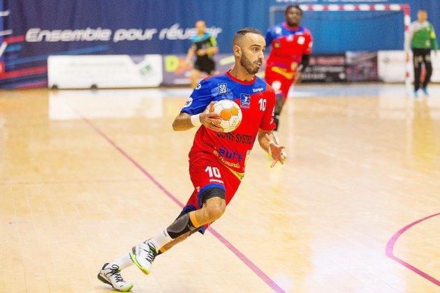 Handball: le SM Vernon battu et sorti de la Coupe de France par Rezé