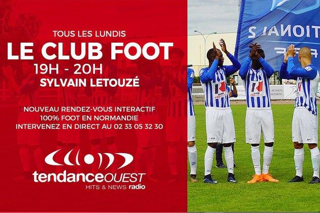 [REPLAY] Virages pour Caen et Le Havre et 8e tour de Coupe de France au menu du Club Foot